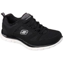 Women's Skechers Flex Appeal Adaptable Black/White
