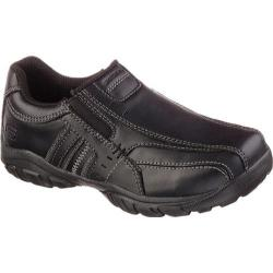 Boys' Skechers Relaxed Fit Grambler Wallace Black