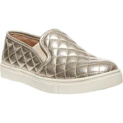 Women's Steve Madden Ecentrcq Slip-on Platinum Synthetic
