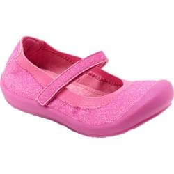 Girls' Hanna Andersson Maya 2 Pink Glitter