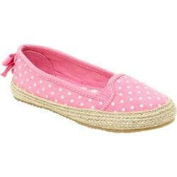 Girls' Hanna Andersson Tanja Lily Pink Canvas
