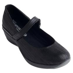 Women's Arcopedico R7 Black Lytech