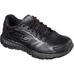 Women's Skechers Relaxed Fit Soleus Walking Shoe Black