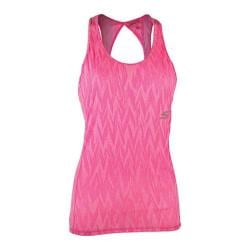 Women's Skechers Transition Keyhole Tank Top Hot Pink