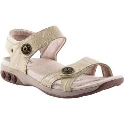 Women's Therafit Grace Sandal Sand Leather