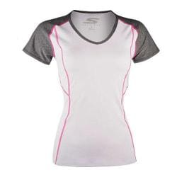 Women's Skechers Flex Tech Tee Shirt White