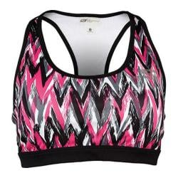 Women's Skechers Isolate Sports Bra Top Multi