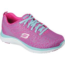 Women's Skechers Relaxed Fit Chimera Pink/Light Blue
