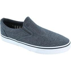 Men's Crevo Boone Dock Slip-On Navy Chambray