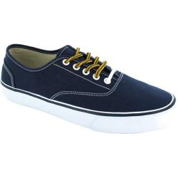 Men's Crevo Captain Sneaker Navy Twilight Canvas