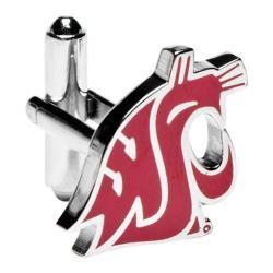 Men's Cufflinks Inc Washington State Cougars Cufflinks Red