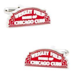 Men's Cufflinks Inc Wrigley Field Cufflinks Multi