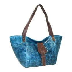 Women's Galaxy Handbags Tijuana Tote Denim