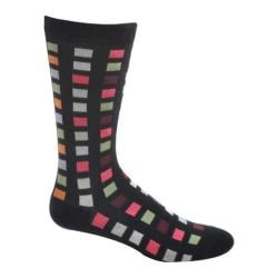 Men's Ozone Square Flair Sock Black 15330237
