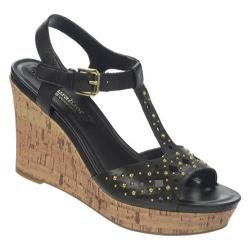 Women's Naturalizer Riley Black Hispacho Leather