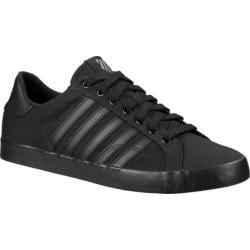 Men's K-Swiss Belmont SO T Black/Charcoal