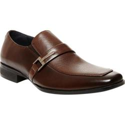 Men's Steve Madden Seemore Slip-On Brown Leather