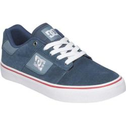 Men's DC Shoes Bridge Blue/Blue/White
