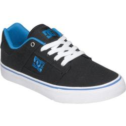 Men's DC Shoes Bridge TX Black/Blue