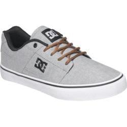 Men's DC Shoes Bridge TX SE Grey/Light Grey
