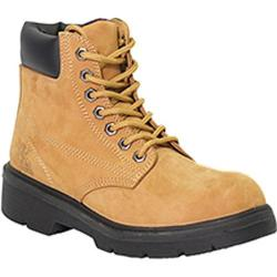 Women's Moxie Trades Alicia Work Boot Wheat Nubuck Leather