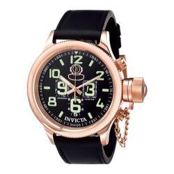 Men's Invicta Russian Diver Chronograph 7104 Black/Black