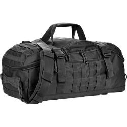 Red Rock Outdoor Gear Traveler Duffle Bag Black