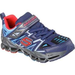 Boys' Skechers Air-Mazing Kid Aeroblade Navy/Red