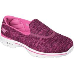 Women's Skechers GOwalk 3 Renew Slip-on Pink