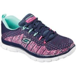 Girls' Skechers Skech Appeal Talent Flair Sneaker Navy/Multi