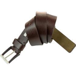 Men's Steve Madden 32mm Wrapped Buckle Belt Black