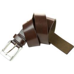 Men's Steve Madden 35mm Burnish Belt Black