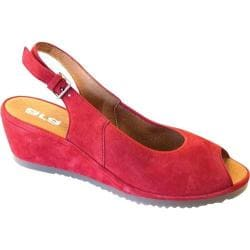 Women's ara Colleen 37120 Red Nubuk