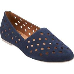 Women's Clarks Valley Terrace Navy Suede