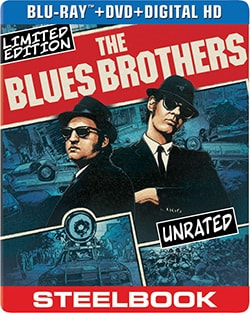 Blues Brothers Limited Edition Steelbook (Blu-ray/DVD) 12502008