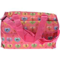 Women's Betty Boop Signature Product Betty Boop? Diaper Bag BP68 Pink