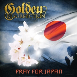 GOLDEN RESURRECTION - PRAY FOR JAPAN-SPECIAL CHARITY SINGLE 12507902
