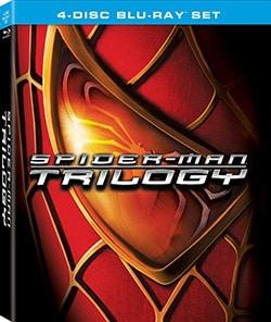 Spider-Man Trilogy: Spider-Man / Spider-Man 2 / Spider-Man 3 (Blu-ray Disc) 12512541