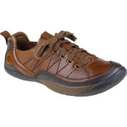 Women's Kalso Earth Shoe Pace Almond Grained Calf