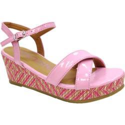 Girls' Kensie Girl KG31171B Pink Patent