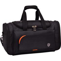 Traveler's Choice Birmingham 21in Travel Duffel Bag Black