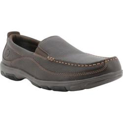 Men's Propet Henri Bronco Brown