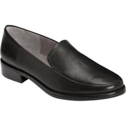 Women's Aerosoles Wish List Black Leather