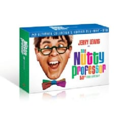 The Nutty Professor: 50th Anniversary (Blu-ray Disc) 12602624