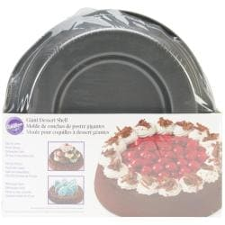 Giant Dessert Shell Pan - Round