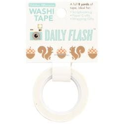 Daily Flash Washi Tape 5mm 8 Yards - Vol. 2 Squirrel!