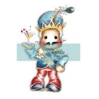 Mini Little Circus Moscow 2.75 X5.75 Package - Edwin Nutcracker Soldier