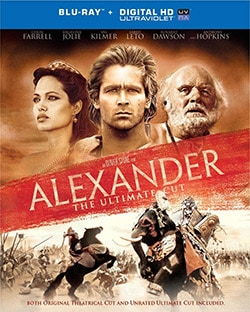 Alexander: The Ultimate Cut/Theatrical 10th Anniversary (Blu-ray Disc) 12618250