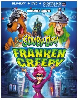 Scooby-Doo!: Frankencreepy (Blu-ray/DVD) 12618265
