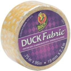 Fabric Tape .75 X96 - Yellow